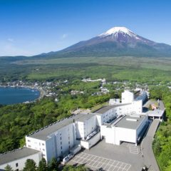 山中湖マウント富士外観