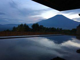 山中湖マウント富士風呂