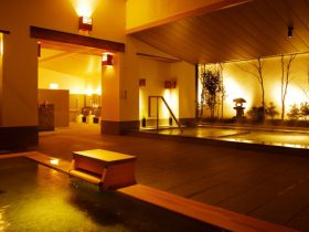 箱根甲子園風呂