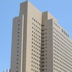 横浜桜木町ワシントンホテル外観