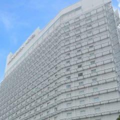 横浜伊勢佐木町ワシントンホテル外観