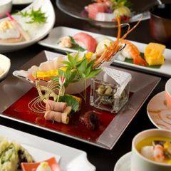 新横浜グレイスホテル和食 ぎん