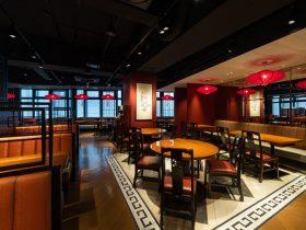 重慶飯店本館2Fダイニングフロア