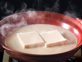 とうふ屋うかい鷺沼料理2